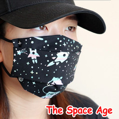 [Mysgreen-Face mask-Celestial] The Space