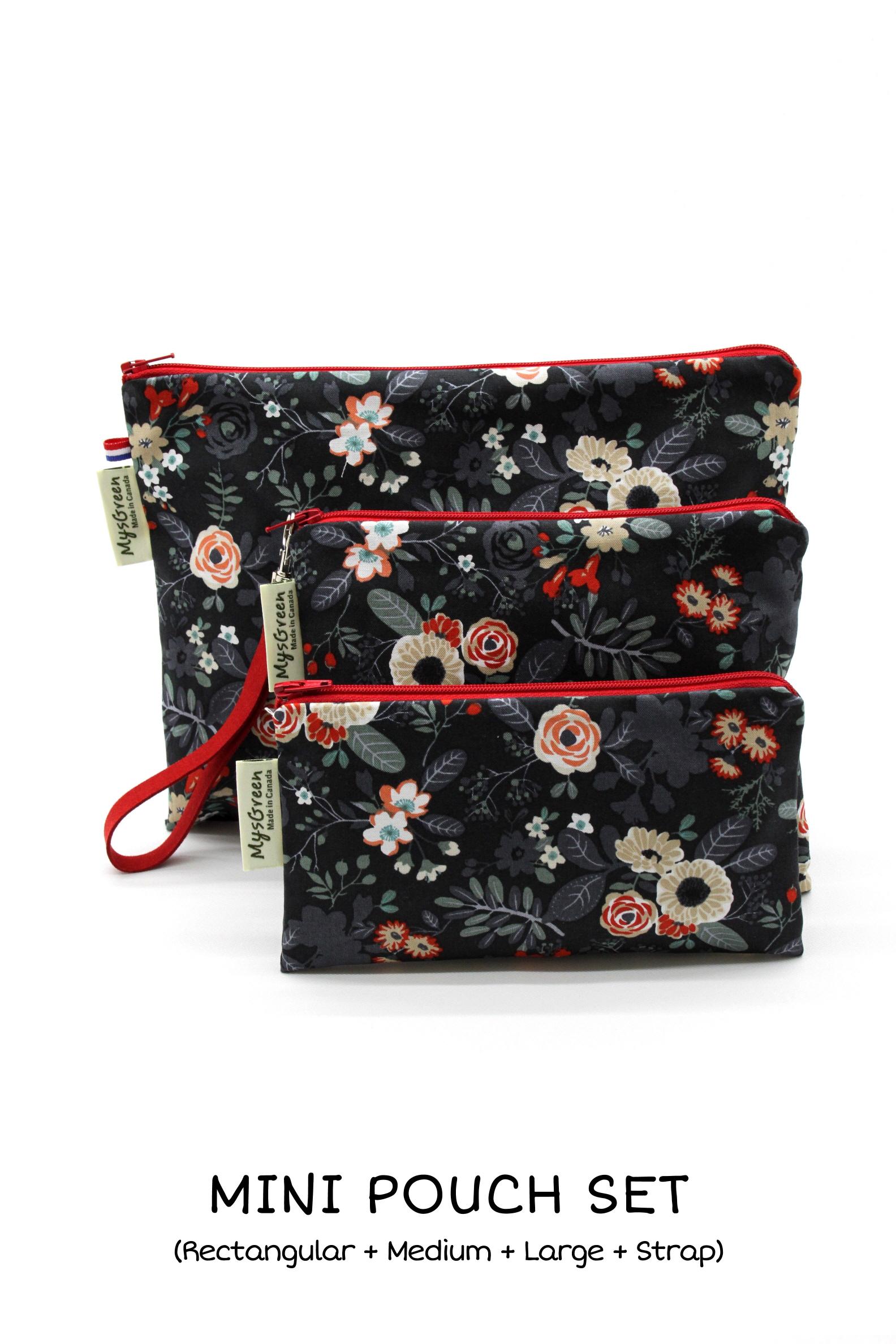 [Cotton] Blooming Garden 03-mini set