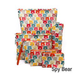 [Mysgreen-Reusable Pouch-A-Bear] Spy Bea