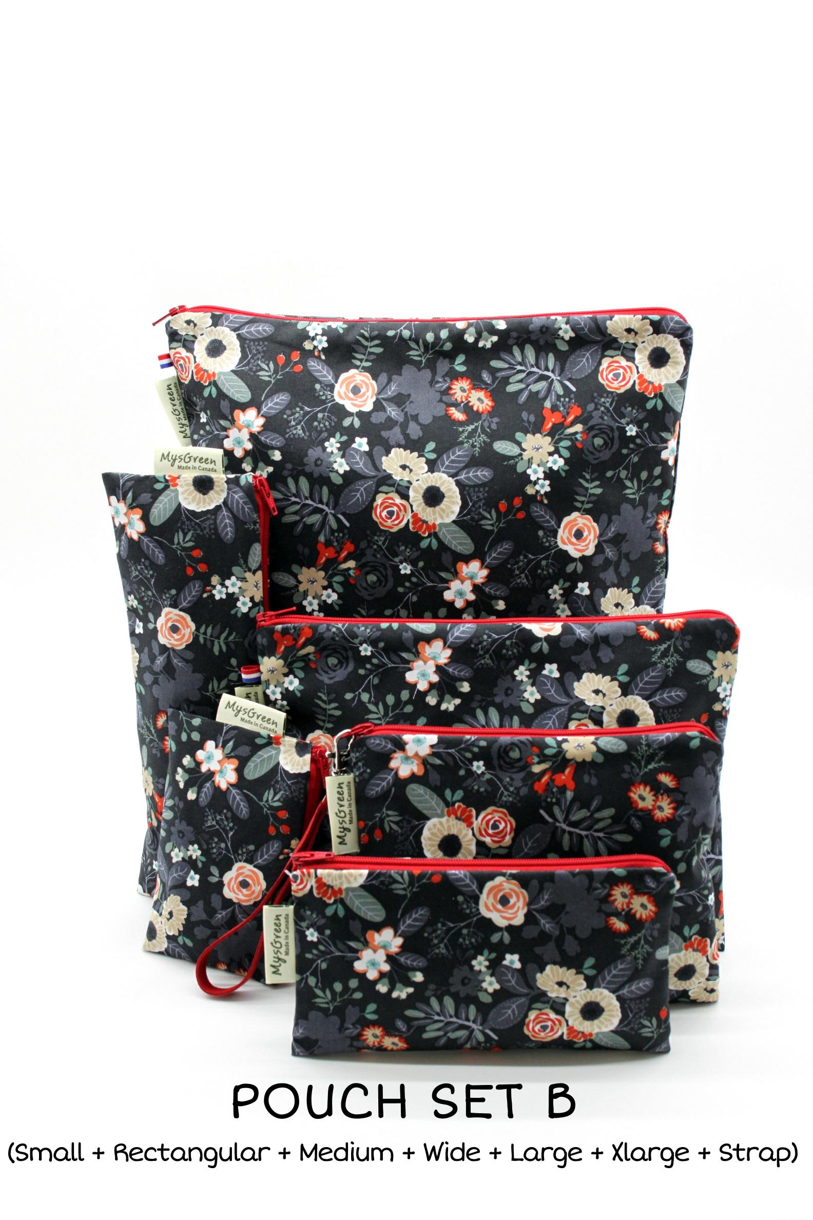 [Cotton] Blooming Garden 01-7pcs set