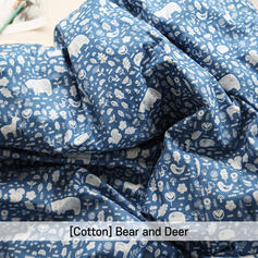 [Cotton-A-Bear] Bear and Deer in the Roc