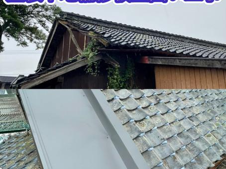 老朽化した屋根の修繕もお任せください