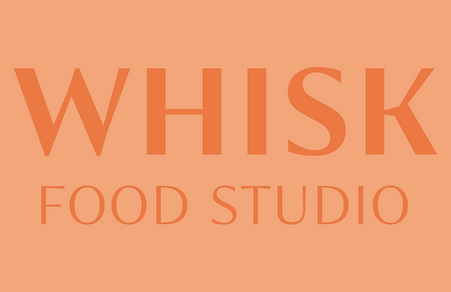 Logo Whisk Food Studio
