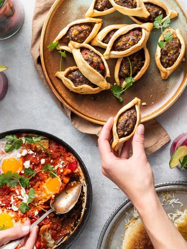 Makkelijk Midden-Oosters Cookbook