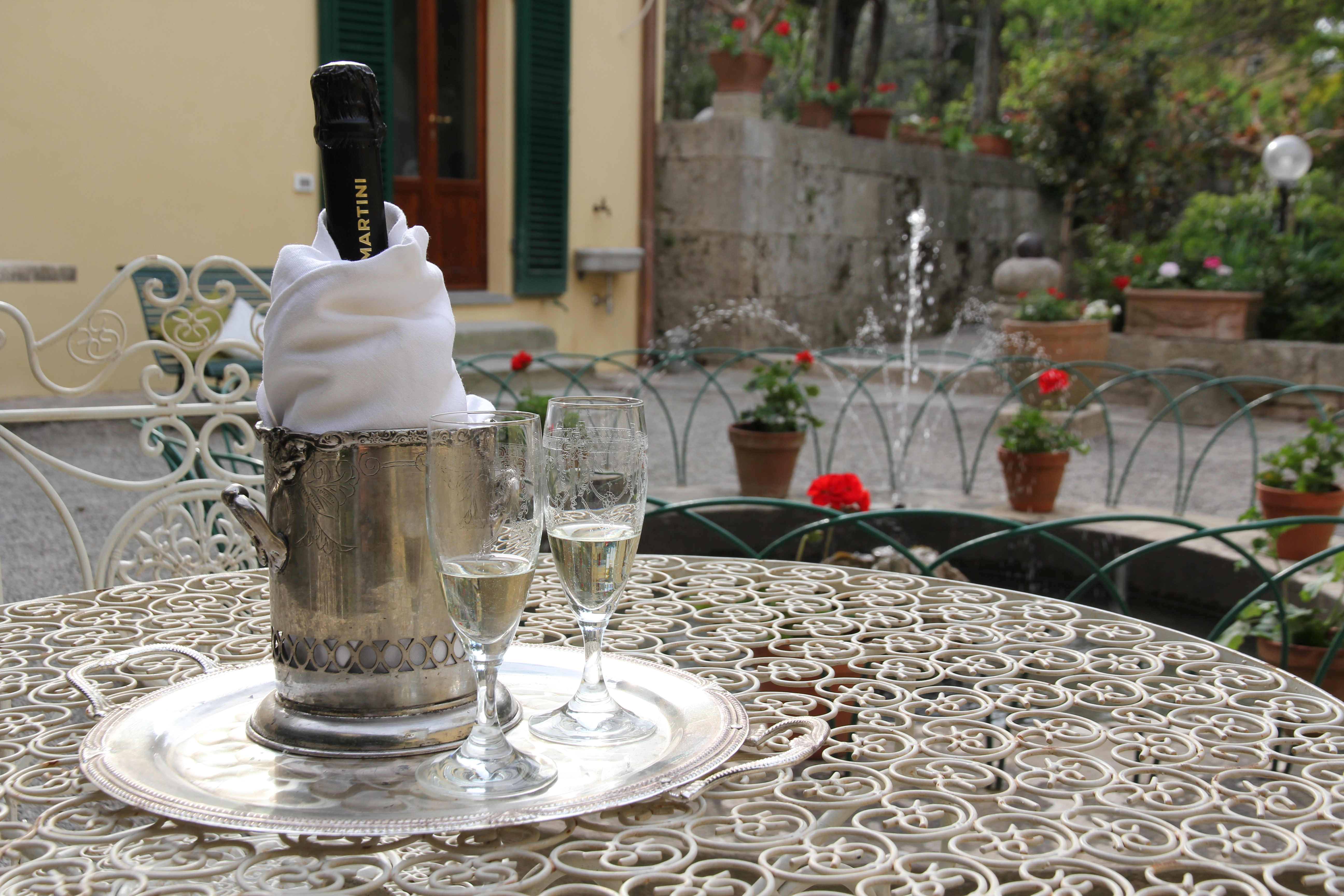 Residenza Dei Ricci garden