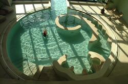 Fonteverde_Natural Spa_Thermal Bioaquam Pool- Indoor