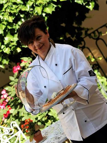 Chef Patissier Donatella Pinzi