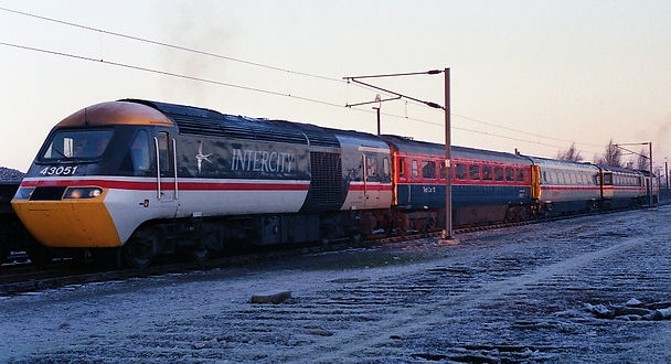 HST 43051 Test Train - ADB975814