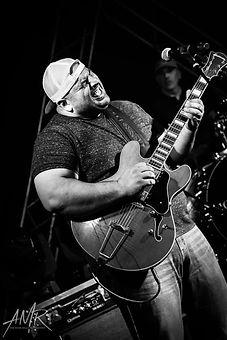 Adam Tiro Eastman Guitar