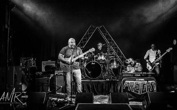The Freight Adam Tiro Live Music Stage