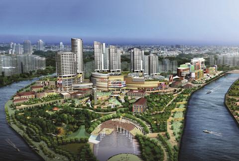 上海- 天安陽光半島