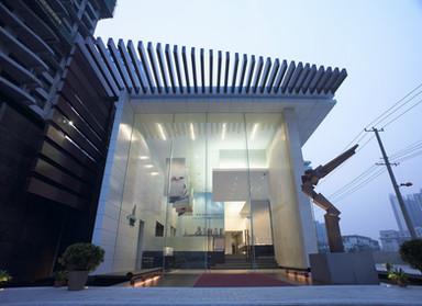上海- 泰欣嘉園售樓處