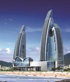 青島- 海景國際大酒店