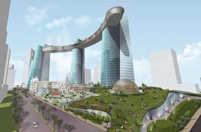 上海- 上實北外灘總體規劃