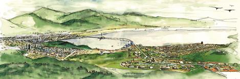大理市- 總體規劃