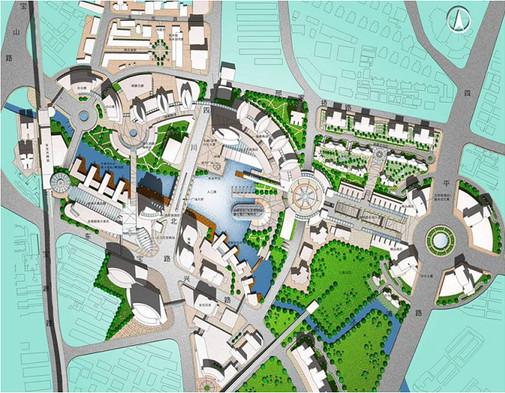上海- 多倫路總體規劃