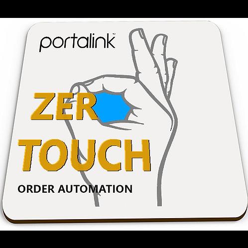 Portalink Zero-Touch Coasters (set of 4)