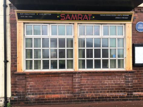 Samrat Indian Takeaway
