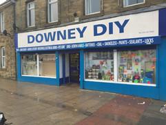 diy store shop signs