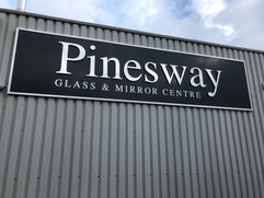 pinesway glass centre