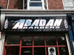 turkish barber shop signs