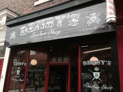 Barber shop signns