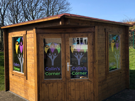 Signage Supplied and Fitted at St Marys School Berwick