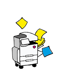 photocopying and printing service - sunderland