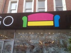 furniture shop signs