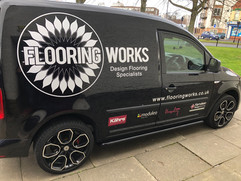 ford connect bespoke van graphics