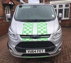 ford custom checker plate