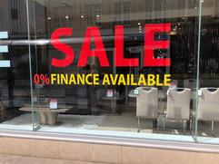 sale window graphics