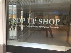 shop window lettering