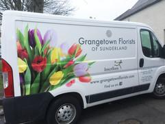 florists van graphics