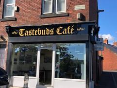cafe sign board