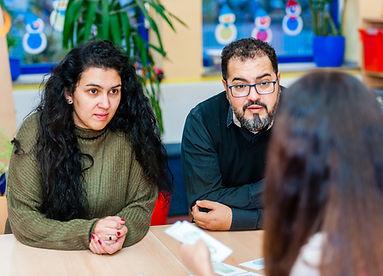 Sozialpädagogische Elternarbeit
