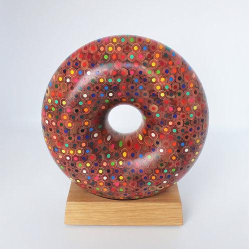 Pencil Donut