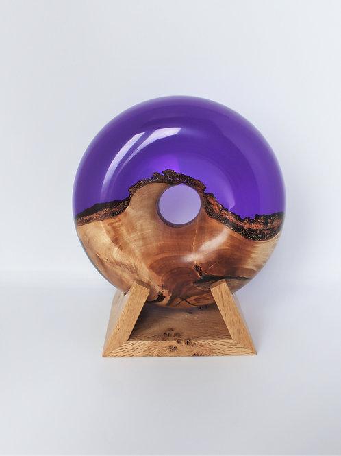 Purple Hybrid Torus