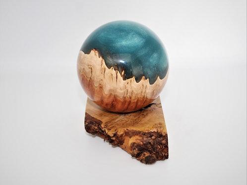 Teal Sphere