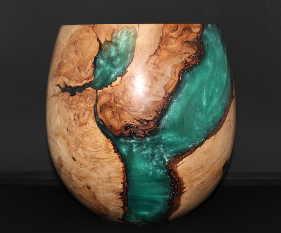 Hybrid Birch Vase