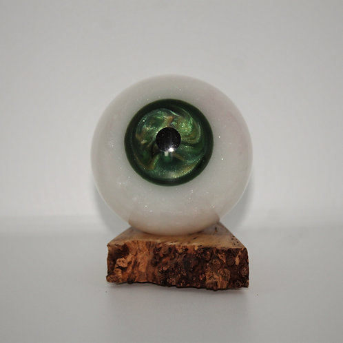 The Green Eyeball