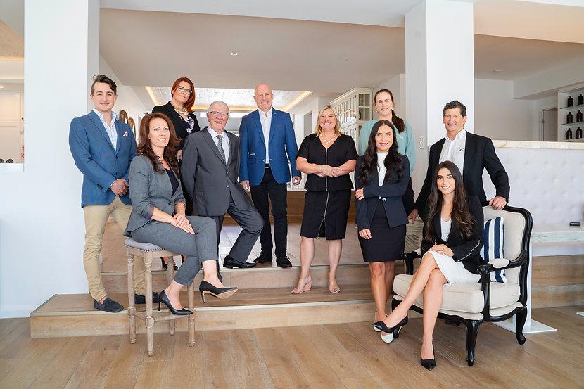 Group Photo GM Homes