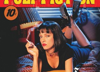Pulp Fiction - in 1000 Words or Less