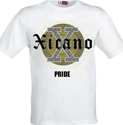 6 oz Adult Ultra Cotton Xicano Pride