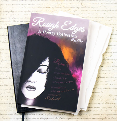 Rough Edges: A Poetry Collection by Roc