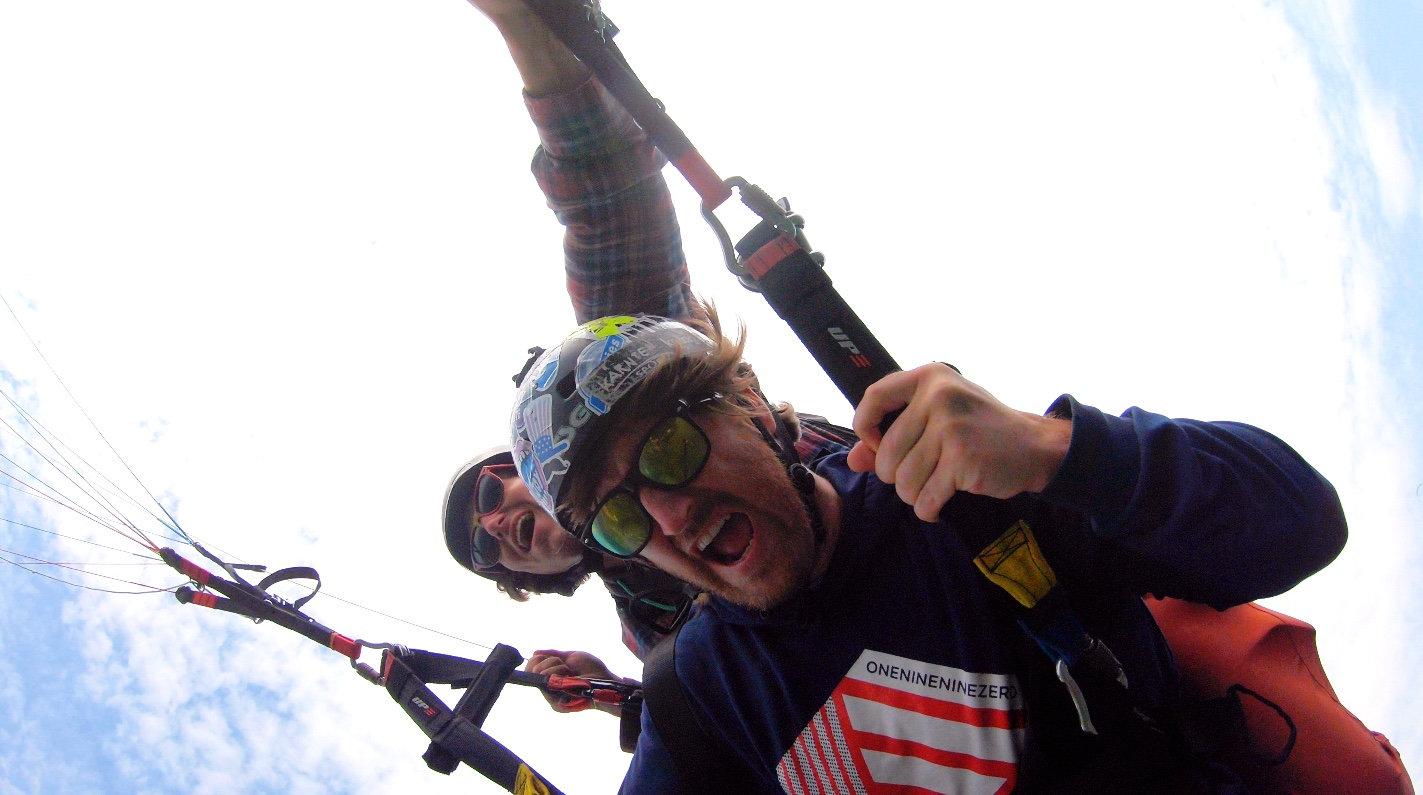 Action Flug | Flight - aerobatics