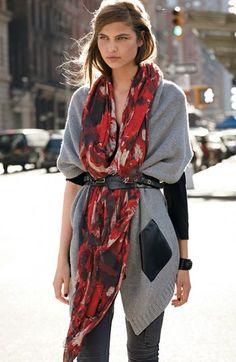 huge scarf 2
