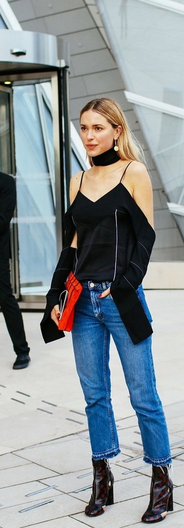 jeans with girly top.jpg