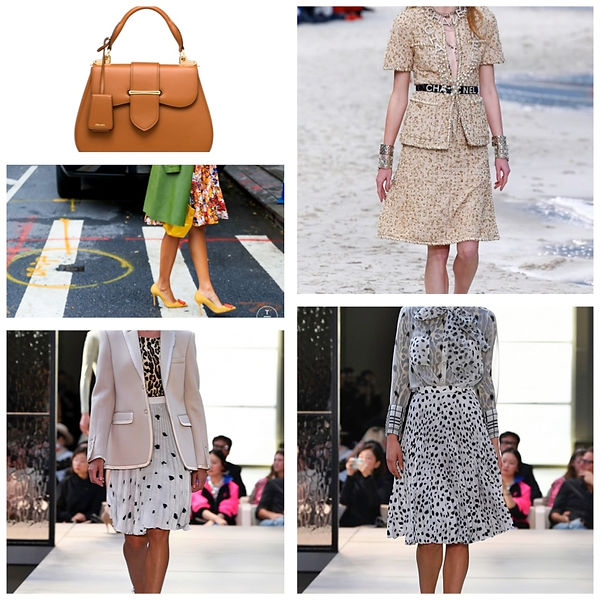 Chanel, Burberry, pumps, Top handle handbag