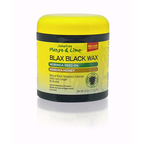 Blax Black Wax - 6oz (177g)